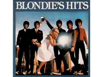 Blondie -Blondies hits 1981 CD Chrysalis rec Deborah Harry