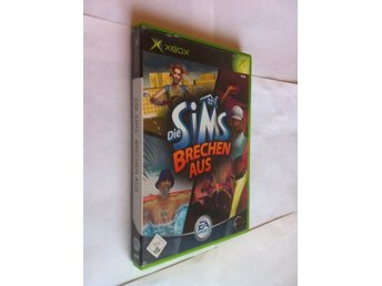 Xbox : The Sims - Bustin' Out