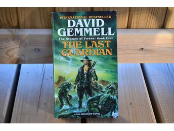 The Last Guardian - David Gemmell Pocket (Stones of Power: Four) 1997 Nyskick