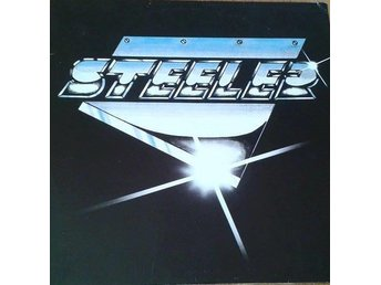 Steeler  titel*  Steeler* Heavy Metal Germany LP EX+ Incl Insert
