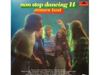 LP James Last - Non stop Dancing 14
