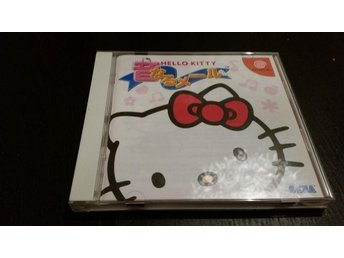 Hello kitty Dreamcast JAP