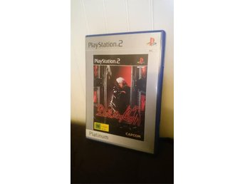 Playstation 2- Devil may cry - Horndal - Playstation 2- Devil may cry - Horndal
