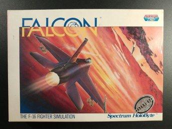 Falcon F-16 Sim till ATARI ST Boxad med manual - Torslanda - Falcon F-16 Sim till ATARI ST Boxad med manual - Torslanda