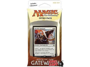 Magic Oath of the Gatewatch Intro Pack Desperate Stand