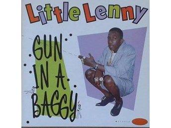 Little Lenny title* Gun In A Baggy* Reggae, Dancehall UK LP - Hägersten - Little Lenny title* Gun In A Baggy* Reggae, Dancehall UK LP - Hägersten