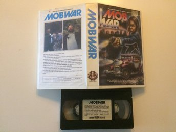 Mob War (1984) - Crown Video