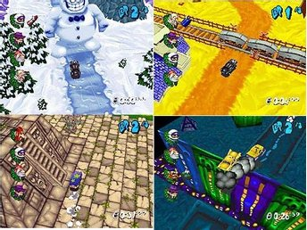 MOTOR MASH - korsning av tecknad film o PCspel / NY - Lund - MOTOR MASH - korsning av tecknad film o PCspel / NY - Lund