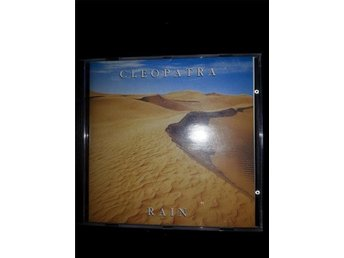 Cleopatra : Rain CD1996 super rare 500 ex Near mint ospelad