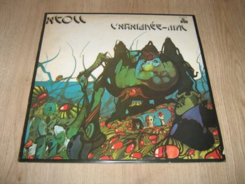 French prog LP - ATOLL (Japanese issue)