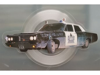 "The Timelords – Doctorin' The Tardis / Limited shaped 7""  picture disc / UK -88"