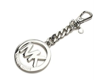 PRESENT TIPS! MICHAEL KORS KEY CHAIN SILVER