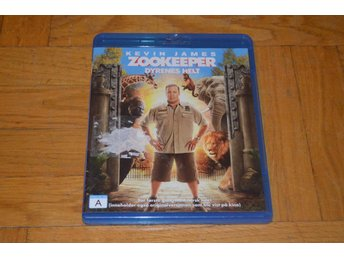 Zookeeper ( Kevin James ) - Bluray Blu-Ray