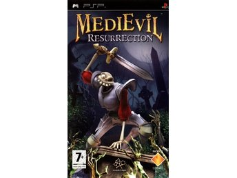PSP - MediEvil: Resurrection (Beg)