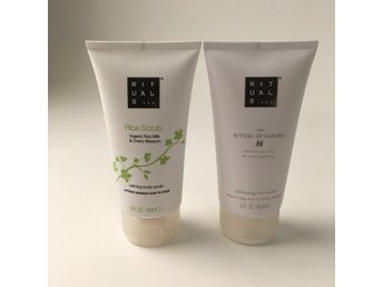 Rituals, Body Scrub, 2 st á 150 ml, Rice Scrub, The Ritual of Sakura
