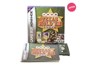 Texas Hold 'Em Poker (USA / GBA)