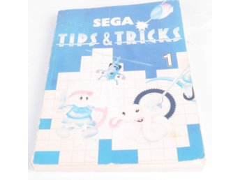Sega Tips & Tricks Book 1 -