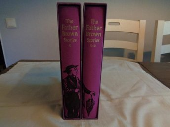 G. K. Chesterton The Father Brown Stories   1996  komplett