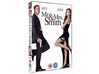 DVD - Mr. & Mrs. Smith