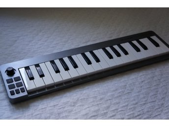 mycket fin m-audio keystation mini 32 usb midi keyboard