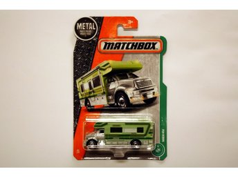 Matchbox - International RV - Husbil Motorhome