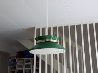 Retro lampa, Granhaga, Design Carl Thore