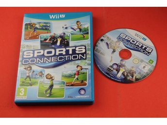 SPORTS CONNECTION till Nintendo Wii U