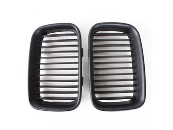 Black Sport Kidney Grille Grill For BMW E36 318/328/328 1...
