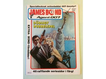 James Bond - Dödligt dubbelspel