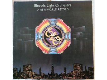 Electric Light Orchestra (ELO) - A New World Record - Vinyl LP