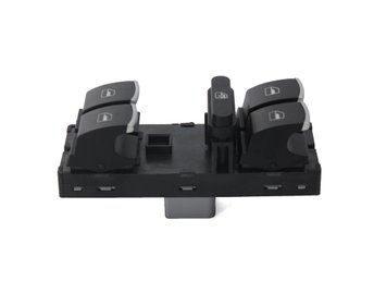 Black Electric Power Window Master Switch for VW MK5 MK6 ...
