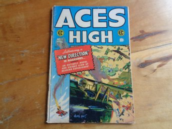 ACES HIGH No 1-1955