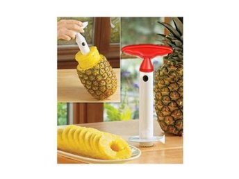 NY! Easy Fruit Pineapple Corer Slicer Peeler Parer Cutter