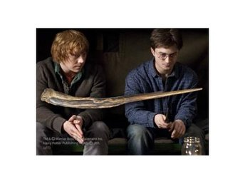Harry Potter trollstav Deathly Hallows