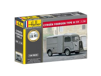 "Heller 1/24 CITROEN FOURGON HY ""TUBE"""