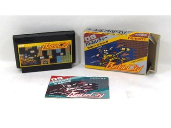 Battle City till japanskt famicom
