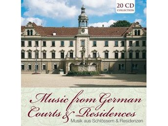 Music From German Courts & Residences (20CD) - Nossebro - Music From German Courts & Residences (20CD) - Nossebro