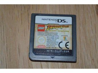 Lego Indiana Jones - Nintendo DS - Töre - Lego Indiana Jones - Nintendo DS - Töre
