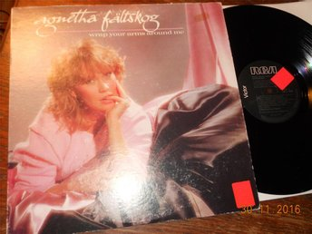 AGNETHA FÄLTSKOG - Wrap your arms around me, Mexiko RCA LP '83 ABBA