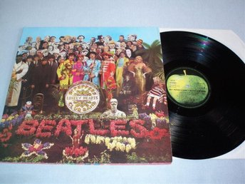 The Beatles (Stg Pepper) Apple Records, Ic 072-04 177, Germany77, gatefold