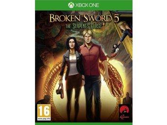 Broken Sword 5 The Serpents Curse Xbox One - Helt Nytt Fraktfritt - Stockholm - Broken Sword 5 The Serpent's Curse Xbox One - Helt Nytt Fraktfritt - Stockholm