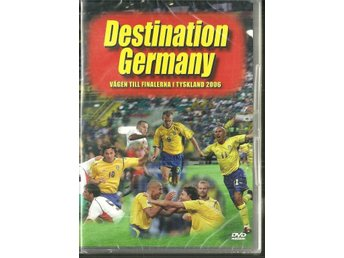 ** DESTINATION GERMANY   FOTBOLLS -VM 2006 **