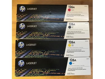 Toner till HP laserjet 126A - Huddinge - Toner till HP laserjet 126A - Huddinge