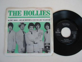 THE HOLLIES HE AIN'T HEAVY HE'S MY BROTHER