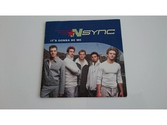 NSYNC - It's gonna be me CD singel, Justin Timberlake