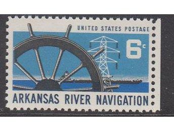 USA 1968. Mi nr 966 ** - Njurunda - USA 1968. Mi nr 966 ** - Njurunda