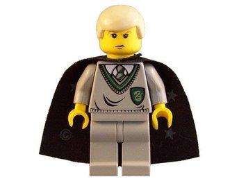 Lego - Harry Potter - Figurer - Draco Malfoy klassiska grå - Uddevalla - Lego - Harry Potter - Figurer - Draco Malfoy klassiska grå - Uddevalla