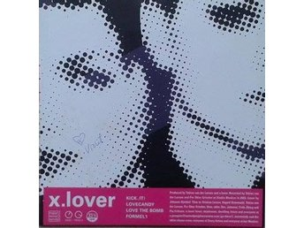 X.Lover title* Kick..It!* Electro, Indie Rock Norway 7""