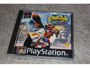 Crash bandicoot 3 till playstation 1