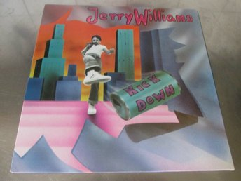 JERRY WILLIAMS - KICK DOWN 1976 ROCKABILLY, POP, SOUL